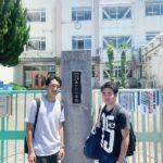 又吉康十選手と小学校に行ったのと第31回オスポランニング教室(仮)が6月23日13時に開催の話。